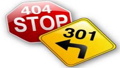 绑定301、404